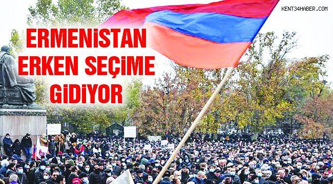 Ermenistan, Erken Seçime Gidiyor!