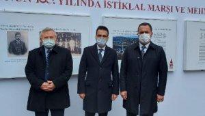İstiklal Marşının Kabulü Ve Mehmet Akif Ersoy'u Anma Günü Sergisi