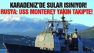 Karadeniz'de Sular Isınıyor!