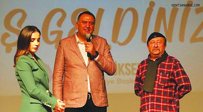 Oyuncu Erkan Can, Kartal Belediyesi'nin Konuğu Oldu
