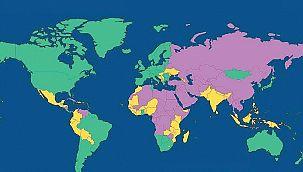Özgürlüklerde en çok gerileyen ikinci ülkeyiz