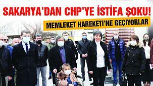 Sakarya'da Yaklaşık 320 Kişi CHP'den İstifa Etti