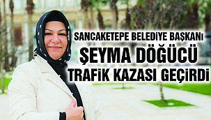 Sancaktepe Belediye Başkanı Döğücü Trafik Kazası Geçirdi