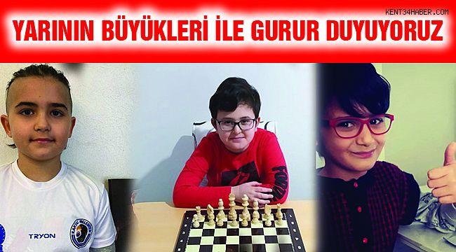 Satranç Akademisi Öğrencilerinden Gurur Verici Başarı