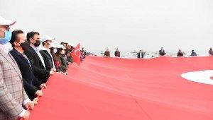 Tuzla'da İstiklal Marşı'nın kabulünün 100. Yılı kutlandı