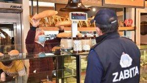 Tuzla'da Pazarlar, Marketler ve Restoranlar Denetleniyor