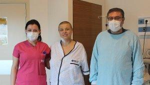 Ukraynalı Hasta, TÜRKÖK'ten Bulunan Kök Hücre İle Yaşama Tutundu
