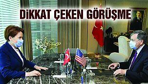 ABD Büyükelçisi Satterfield, Akşener'i Ziyaret Etti