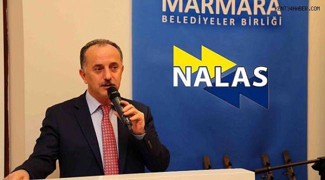 Başkan Çağırıcı, NALAS'a Yeniden 2. Başkan Yardımcısı oldu