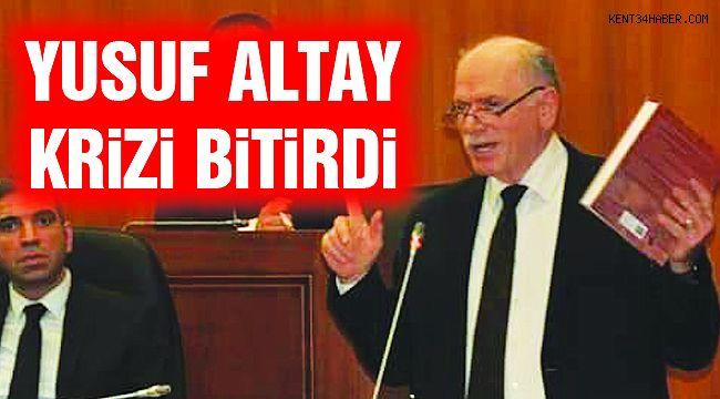 """CHP'li Üye Yusuf Altay: """"Yanlış Anlaşıldım"""""""
