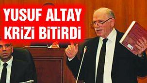 CHP'li Üye Yusuf Altay: