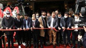 Dönerci Serkan Usta Etiler Nispetiye'de Açıldı