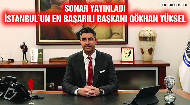 """Gökhan Yüksel """"İstanbul'un En Başarılı Başkanı"""" Seçildi"""