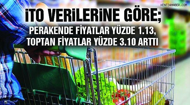 İstanbul'da Fiyatlar Arttı!