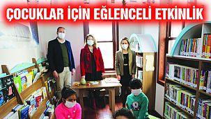 Kartal Belediyesi'nden Kütüphaneler Haftası Etkinliği