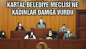 Kartal Meclisi'ne Kadınlar Damga Vurdu