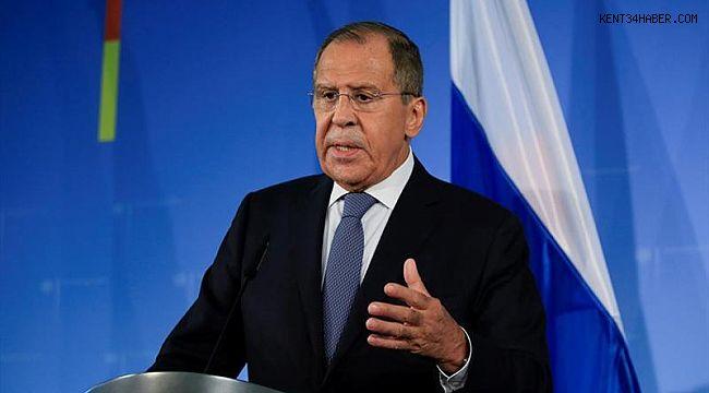 Lavrov, Türkiye'yi Tehdit Etti!