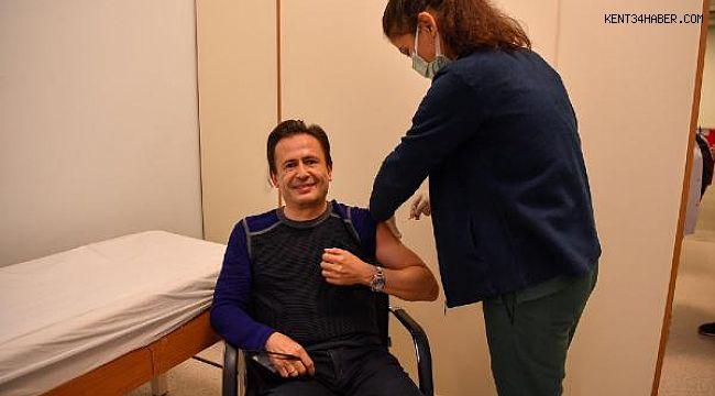 Tuzla Belediye Başkanı Yazıcı: Salgına Karşı En Güçlü Silahımız Aşı