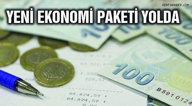 Yeni Ekonomi Paketi Yolda