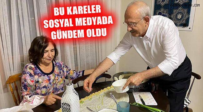 """Kemal Kılıçdaroğlu """"Bayram Geleneğimiz"""" Diyerek Paylaştı!"""