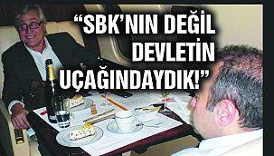 """Bayramoğlu: """"Uçak SBK'nın Değil, Devletin!"""""""