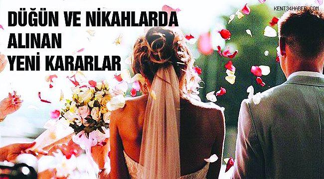 Düğün Yapacaklar Dikkat!