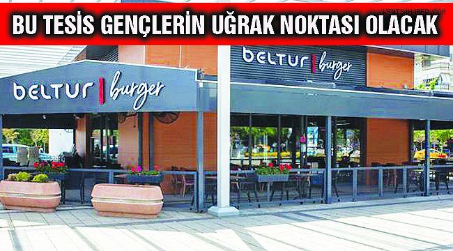 """İstanbullular """"Beltur Burger"""" İle Tanışıyor"""
