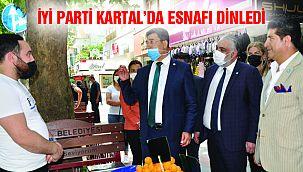 İYİ Parti'ye Kartal'da Büyük İlgi