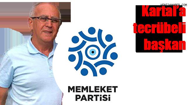 Memleket Partisi Kartal İlçe Başkanı belli oldu