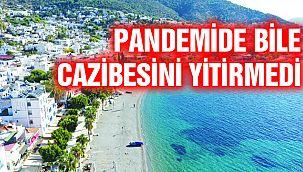 Türkler Bodrum'a Yabancılar Fethiye'ye