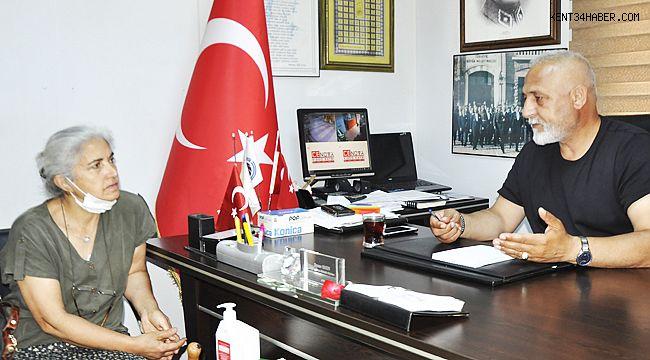 """Başkan Perihan Tekin: """"Engelli, Yaşlı ve Hasta Vatandaşlar Mağdur!"""""""