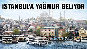 İstanbul'da Sıcaklık Düşecek