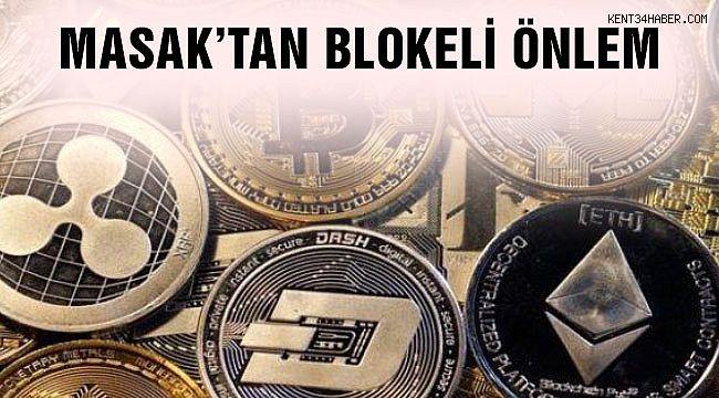 MASAK'tan 100 Milyon Liralık Kripto Paraya Bloke!