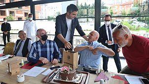 Mehmet Ali Büklü Parkı Sosyal Tesisleri İlk Misafirlerini Ağırladı