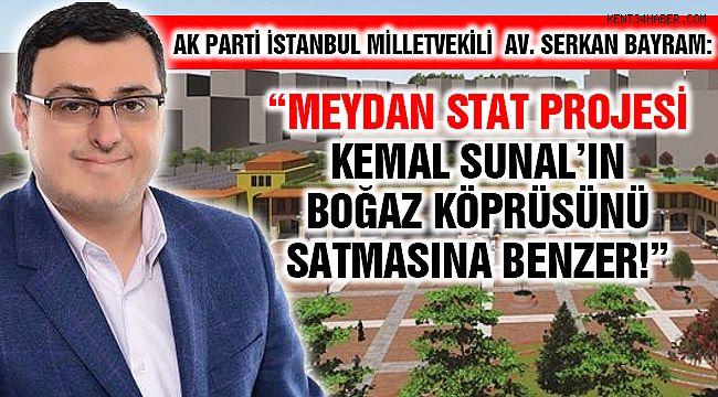 Milletvekili Bayram: