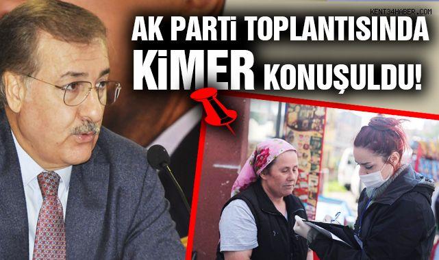 AK Parti Toplantısında KİMER Konuşuldu!