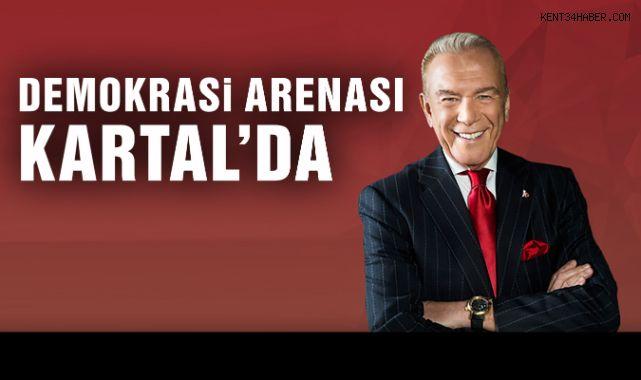Uğur Dündar Türkiye'ye Kartal'dan Seslenecek