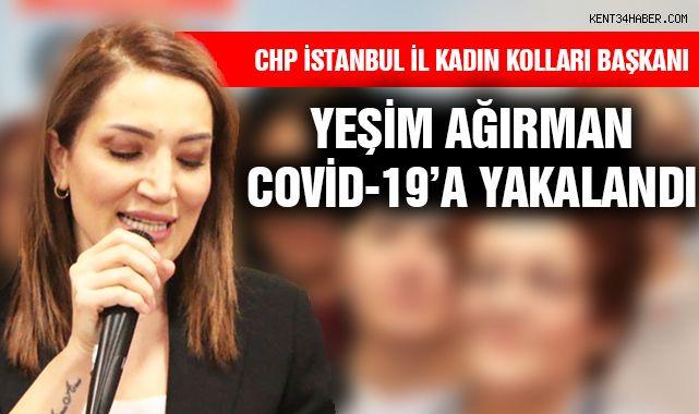 Yeşim Ağırman Covid-19'a Yakalandı!