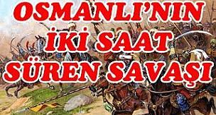 Osmanlı'nın iki saat süren savaşı (MOHAÇ SAVAŞI)