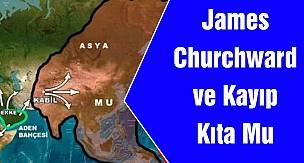 James Churchward ve Kayıp Kıta Mu